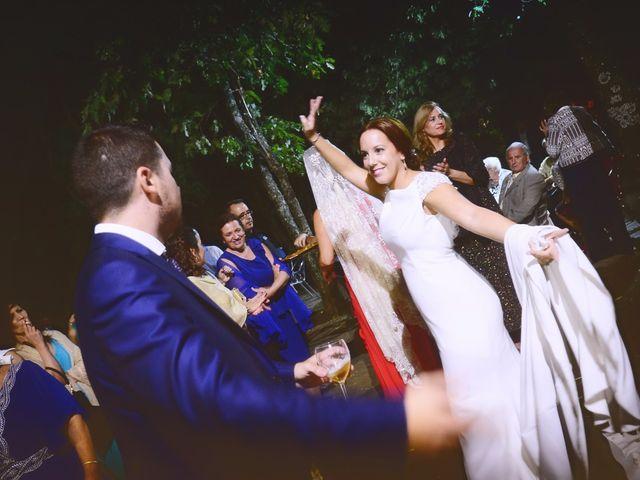 La boda de Jorge y Nazaret en Valdastillas, Cáceres 87