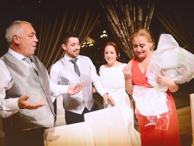 La boda de Jorge y Nazaret en Valdastillas, Cáceres 90