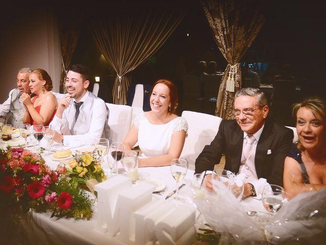 La boda de Jorge y Nazaret en Valdastillas, Cáceres 93