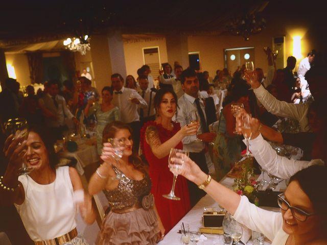 La boda de Jorge y Nazaret en Valdastillas, Cáceres 98
