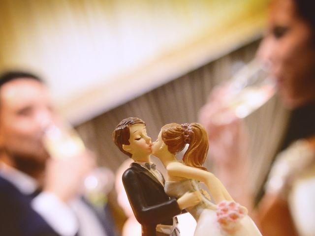 La boda de Jorge y Nazaret en Valdastillas, Cáceres 99
