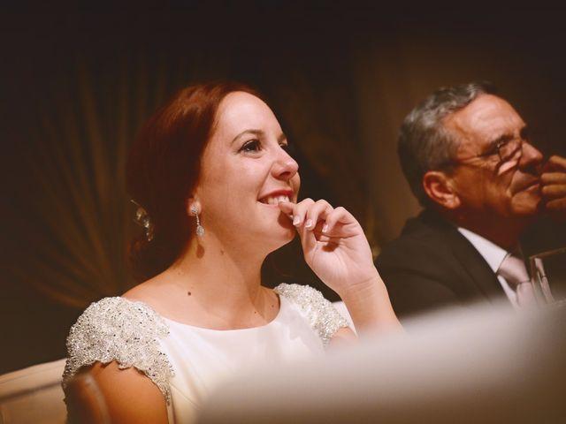 La boda de Jorge y Nazaret en Valdastillas, Cáceres 100