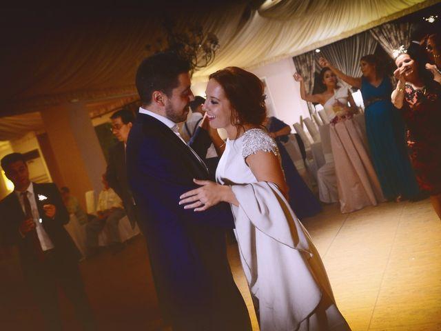 La boda de Jorge y Nazaret en Valdastillas, Cáceres 107