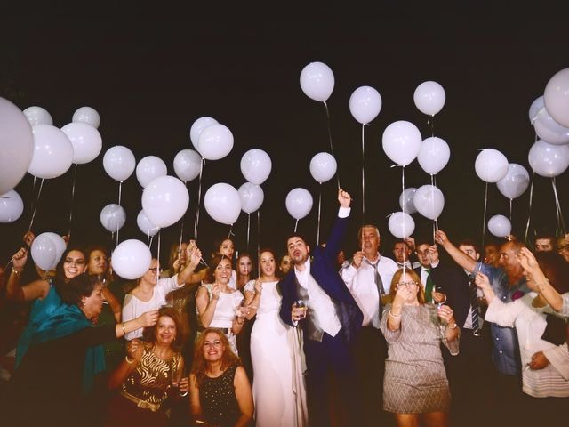 La boda de Jorge y Nazaret en Valdastillas, Cáceres 108