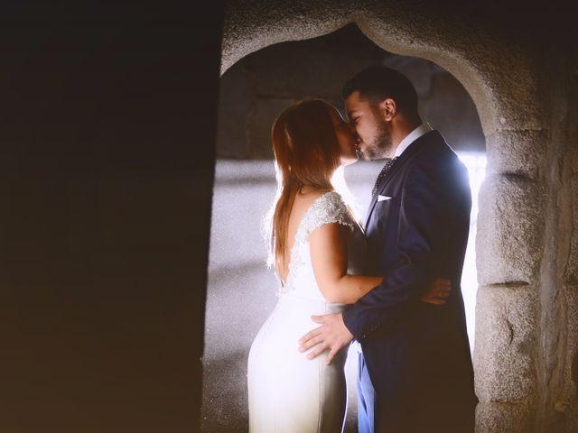 La boda de Jorge y Nazaret en Valdastillas, Cáceres 114