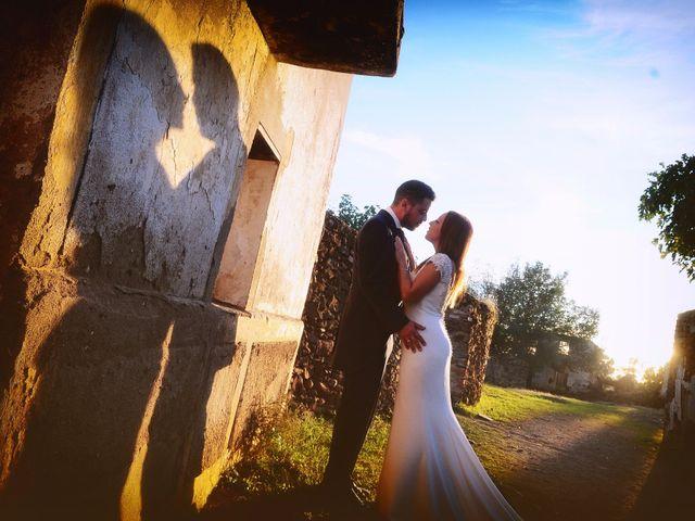 La boda de Jorge y Nazaret en Valdastillas, Cáceres 122