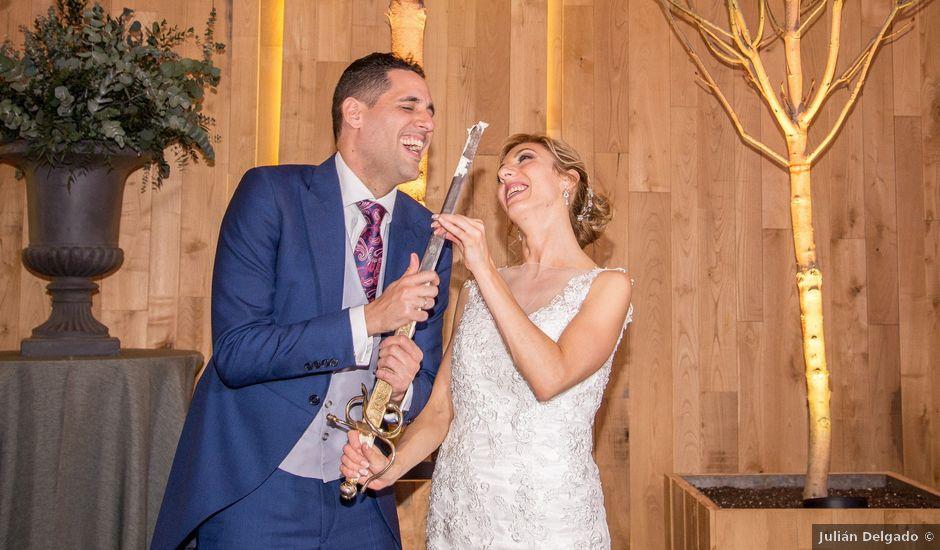 La boda de Álvaro y Raquel en Madrid, Madrid