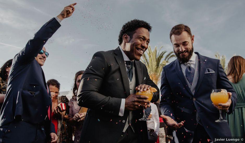 La boda de Alejandro y Iran en Badajoz, Badajoz