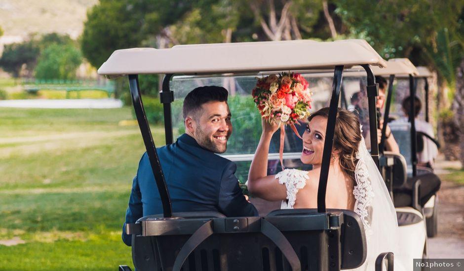 La boda de Edgar y Elena en Alacant/alicante, Alicante