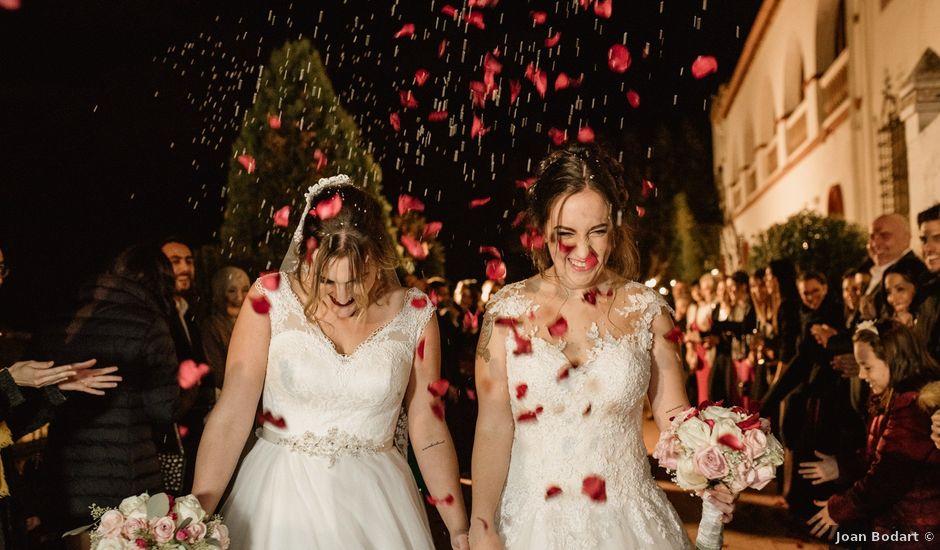 La boda de Olga y Anabel en L' Ametlla Del Valles, Barcelona