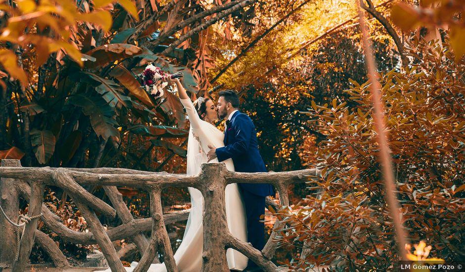 La boda de Carmen y Juan en Málaga, Málaga