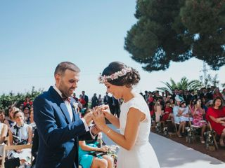 La boda de Sandra y Ramón