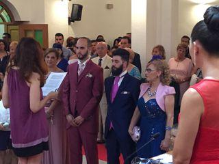 La boda de Fran y Paco 1