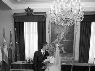 La boda de Inés y Jonathan  2