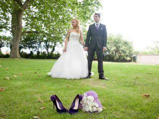 La boda de Inés y Jonathan