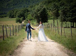 La boda de Irati y Josu 1