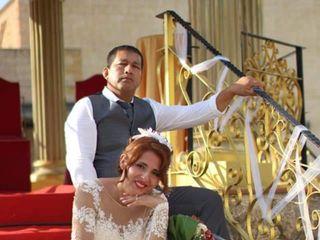La boda de Isabel  y Jorge  1