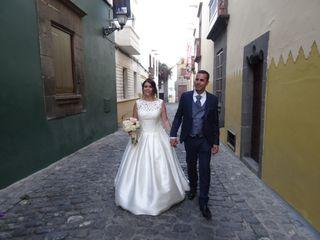 La boda de Judit y Ruyman