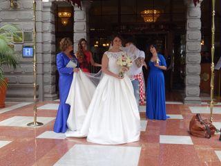 La boda de Judit y Ruyman 2