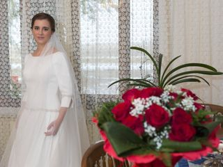 La boda de Belén y Javier 2