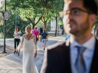 La boda de Irene y Héctor 1