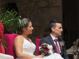 La boda de Mihaela Stavila y Javier Bilbao