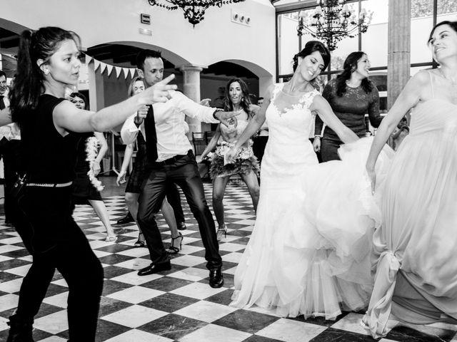 La boda de Cristina y Julio