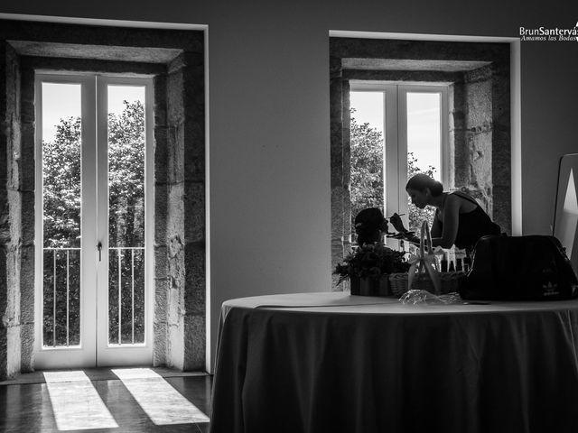 La boda de Rubén y Noelia en Nigran, Pontevedra 2