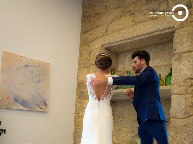 La boda de Rubén y Noelia en Nigran, Pontevedra 15