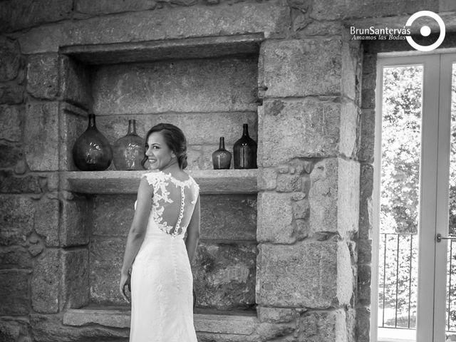 La boda de Rubén y Noelia en Nigran, Pontevedra 17