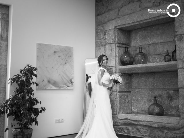 La boda de Rubén y Noelia en Nigran, Pontevedra 19