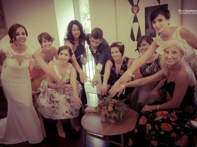 La boda de Rubén y Noelia en Nigran, Pontevedra 20