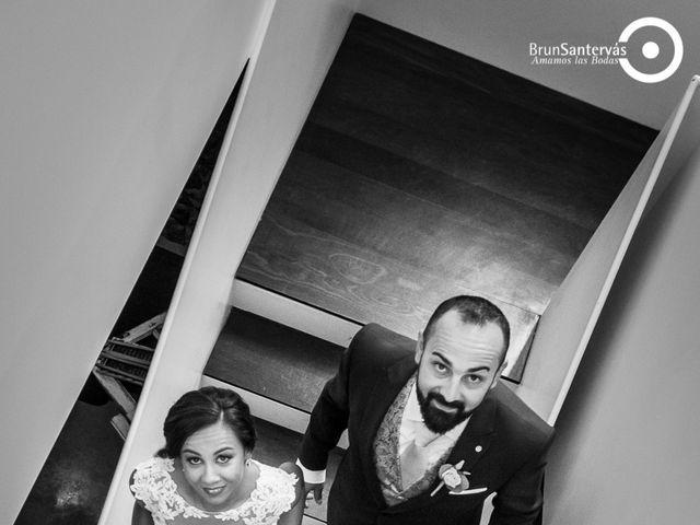 La boda de Rubén y Noelia en Nigran, Pontevedra 23