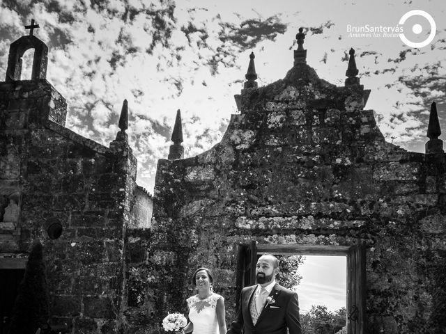 La boda de Rubén y Noelia en Nigran, Pontevedra 30