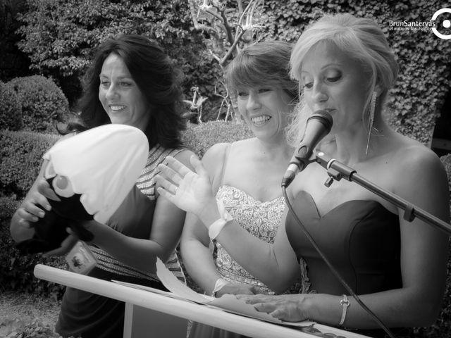 La boda de Rubén y Noelia en Nigran, Pontevedra 32