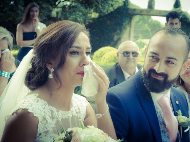 La boda de Rubén y Noelia en Nigran, Pontevedra 33