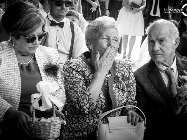 La boda de Rubén y Noelia en Nigran, Pontevedra 35