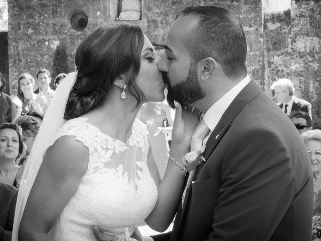La boda de Rubén y Noelia en Nigran, Pontevedra 39