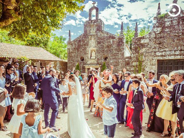 La boda de Rubén y Noelia en Nigran, Pontevedra 41