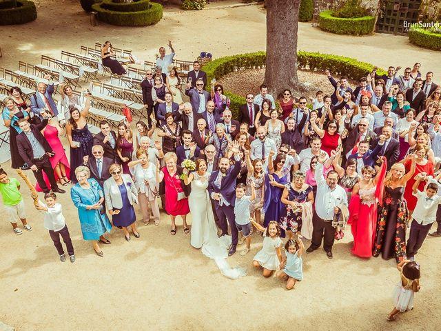 La boda de Rubén y Noelia en Nigran, Pontevedra 42
