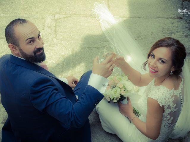 La boda de Rubén y Noelia en Nigran, Pontevedra 43
