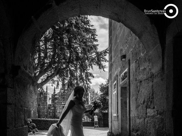 La boda de Rubén y Noelia en Nigran, Pontevedra 47
