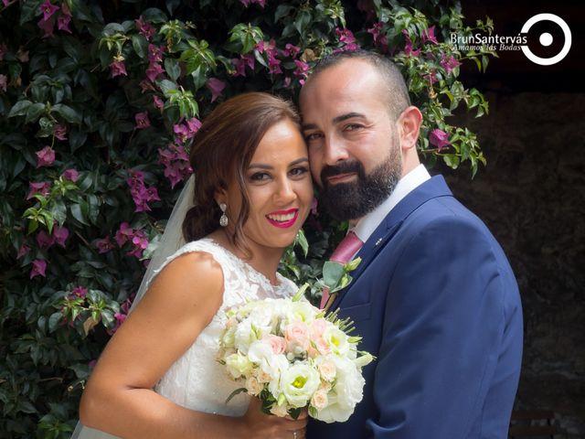 La boda de Rubén y Noelia en Nigran, Pontevedra 48
