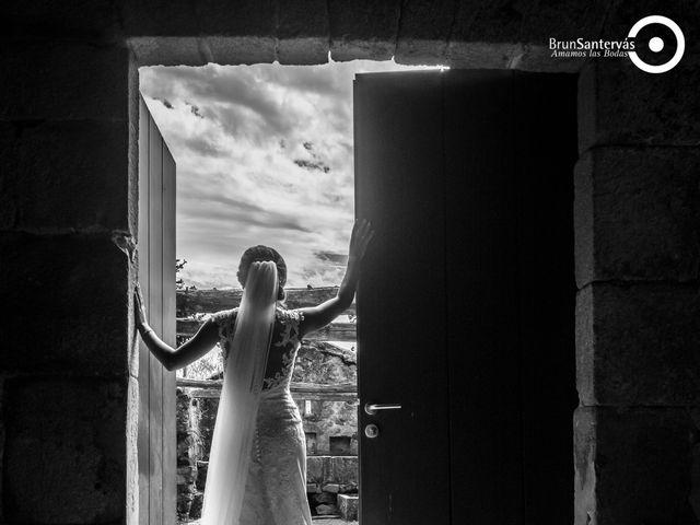 La boda de Rubén y Noelia en Nigran, Pontevedra 49