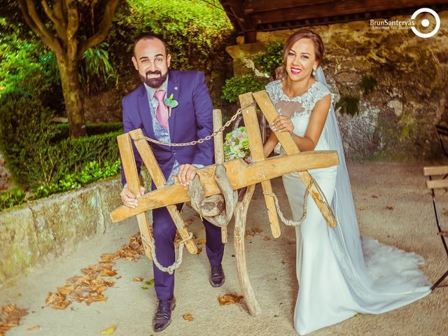 La boda de Rubén y Noelia en Nigran, Pontevedra 50