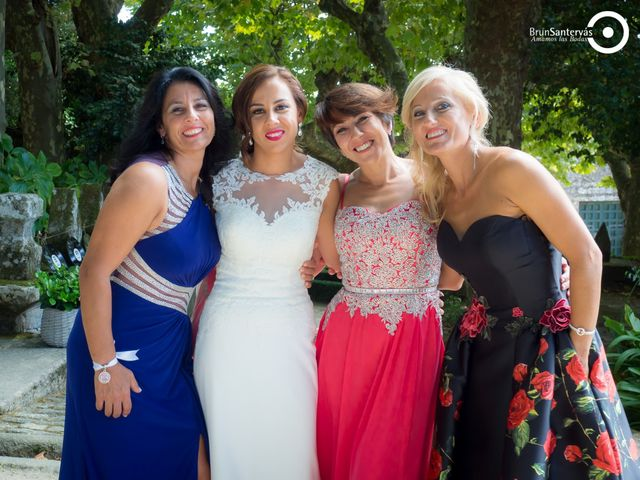 La boda de Rubén y Noelia en Nigran, Pontevedra 64