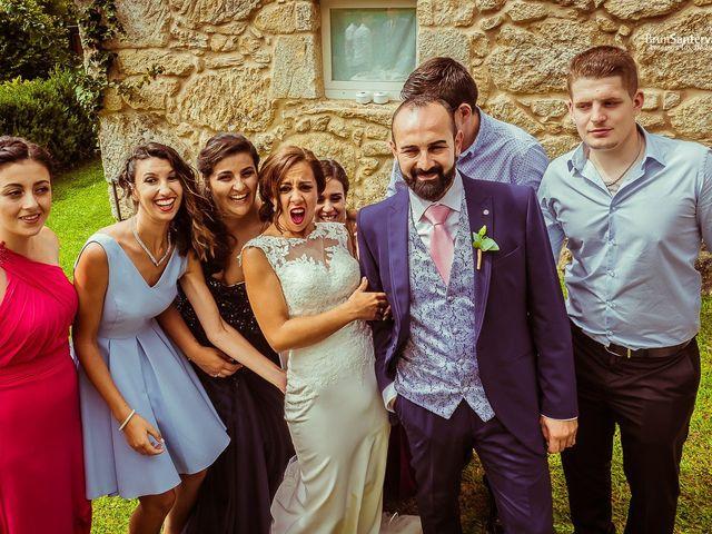 La boda de Rubén y Noelia en Nigran, Pontevedra 65