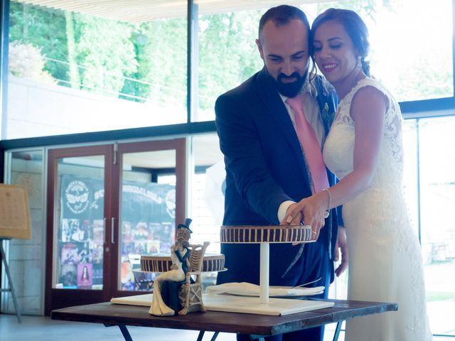 La boda de Rubén y Noelia en Nigran, Pontevedra 73