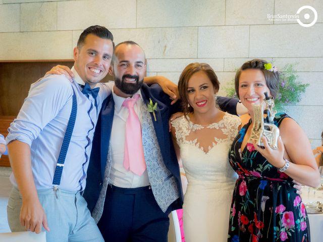 La boda de Rubén y Noelia en Nigran, Pontevedra 74