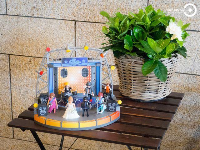La boda de Rubén y Noelia en Nigran, Pontevedra 76